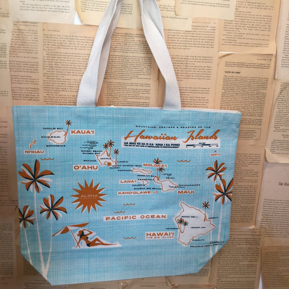 Nick Kuchar Tote - includes free delivery on Oahu