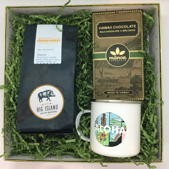 Coffee Box - Free Shipping....quick gift