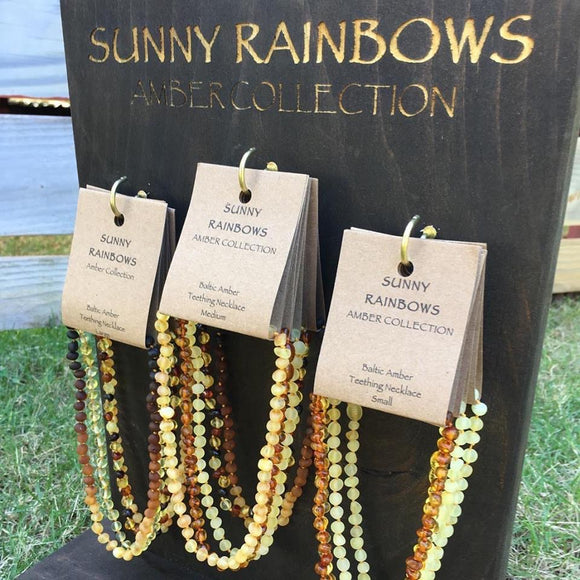 Sunny Rainbows Amber Collection