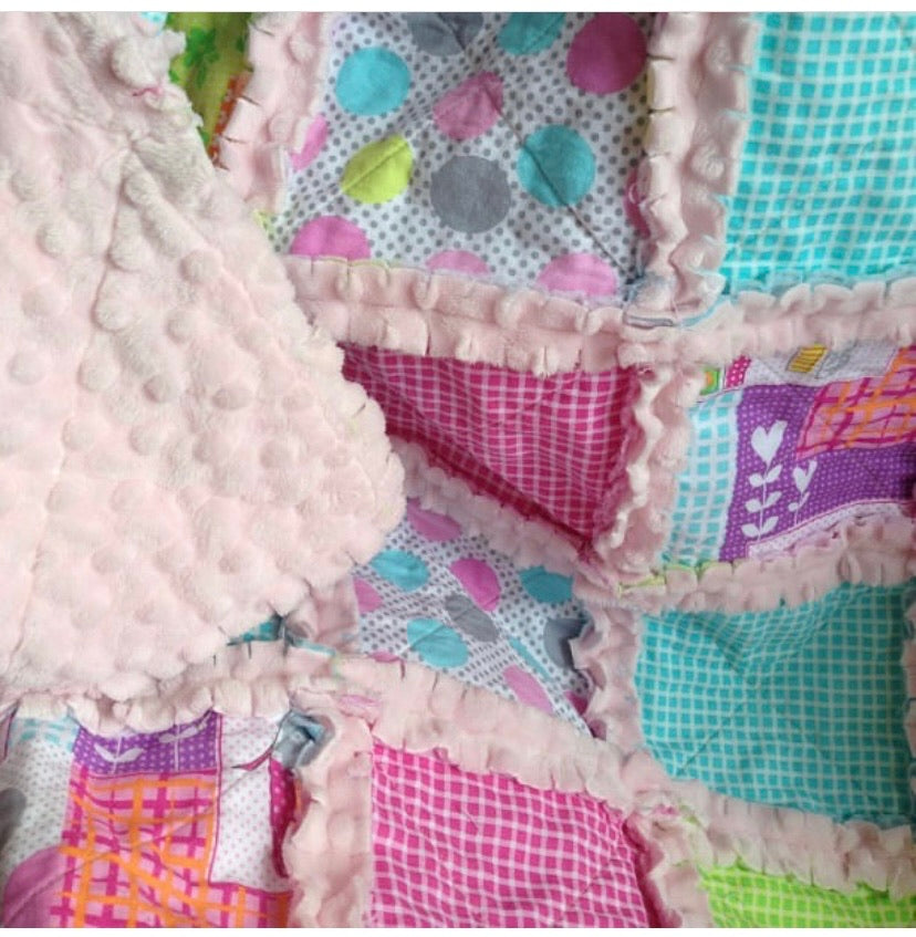 Made on Oahu Baby quilts