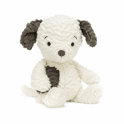 Jellycat Squishu puppy