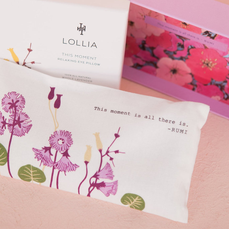 Lollia - eye pillow