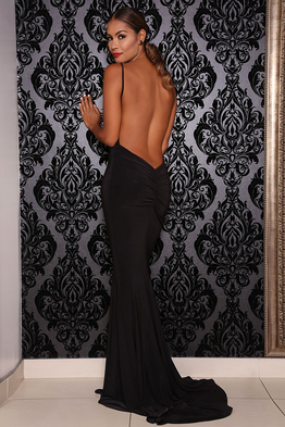Chile Gown Black