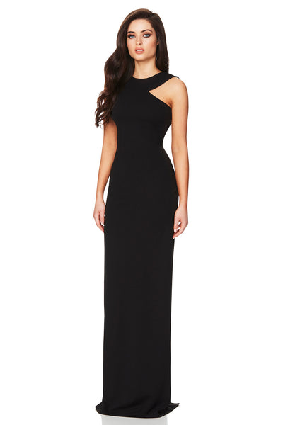 Cleo Gown Black