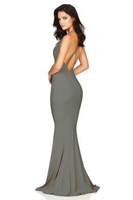 Hustle Gown Olive