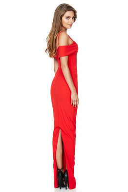 Pretty Women Gown Red