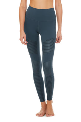Moto Legging Eclipse Gloss