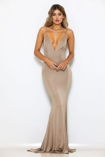 Chile Gown Bronze