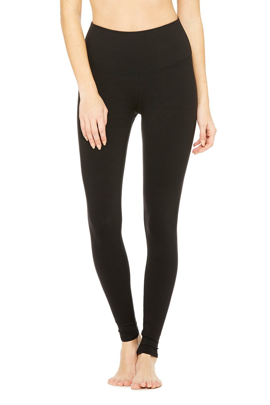 High Waisted Airbrush  Legging