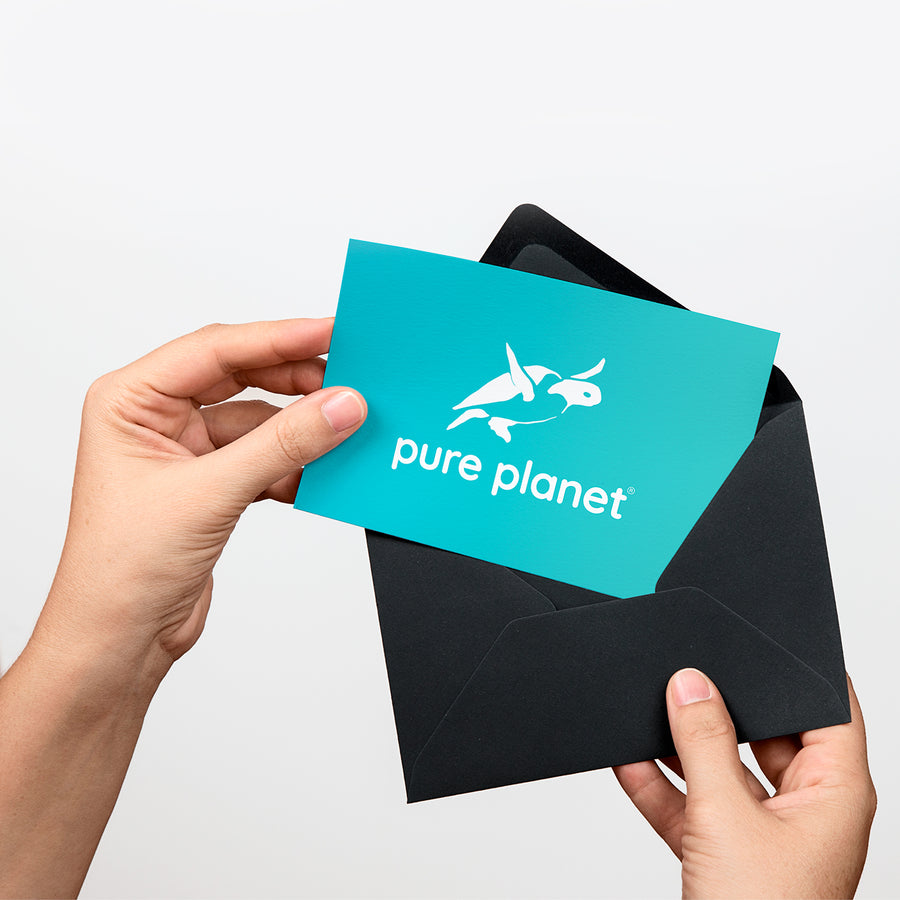 Pure Planet Club Gift Card