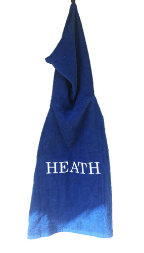 Hooded Towel