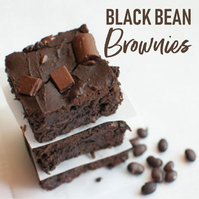 Our Favorite Brownies (healthy, gluten free, sugar free!)