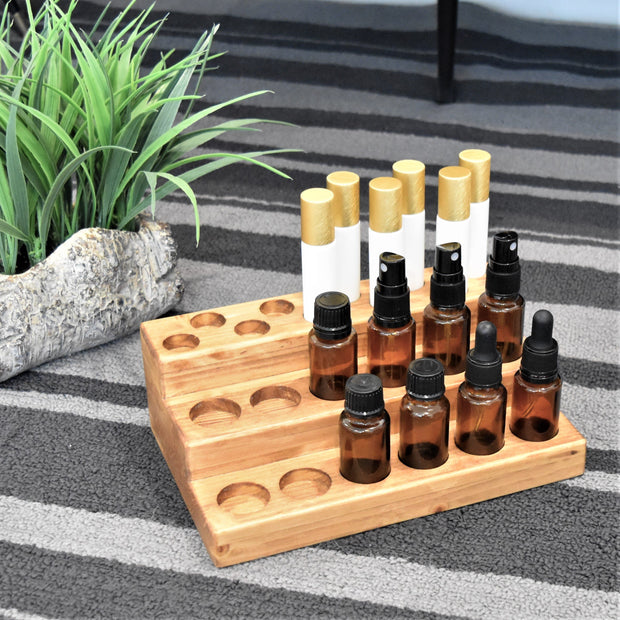 Wood Stands - Holistic Oils