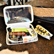 Clear Duo Travel Case - Holistic Oils