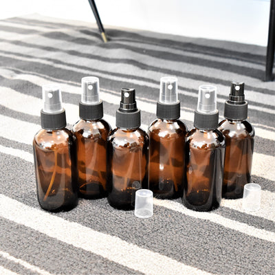 4 oz Spray Bottle (6 pk) - Holistic Oils