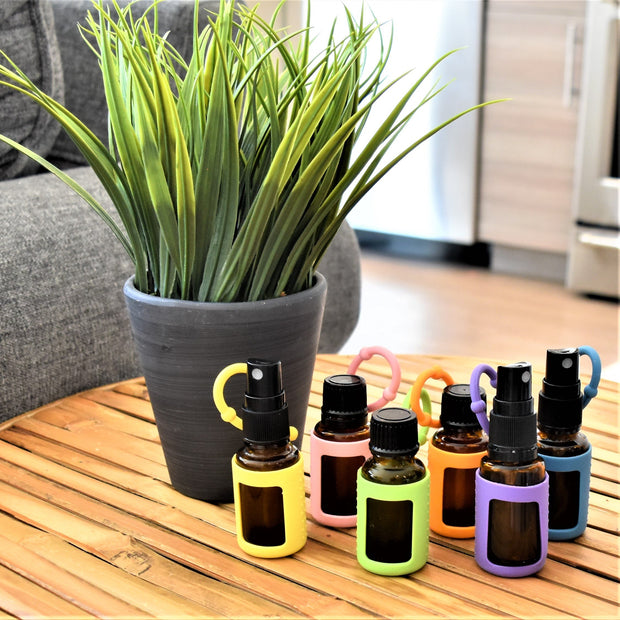 Silicone Holders - Holistic Oils