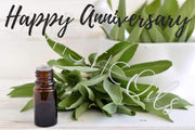 Anniversary Card - digital download | Holistic Oils