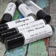 Oil Proof Labels (blank) - Holistic Oils
