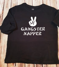 Gangster Napper Tshirt - Pitter Patter Baby Boutique