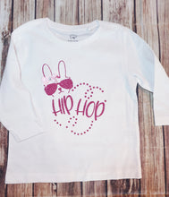 Girl's easter Shirt - Pitter Patter Baby Boutique