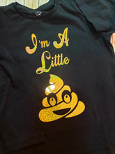 Im A Little Tshirt - Pitter Patter Baby Boutique