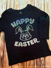 Happy Easter Tshirt - Pitter Patter Baby Boutique