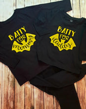Batty For Mummy Batty For Daddy Shirt - Pitter Patter Baby Boutique