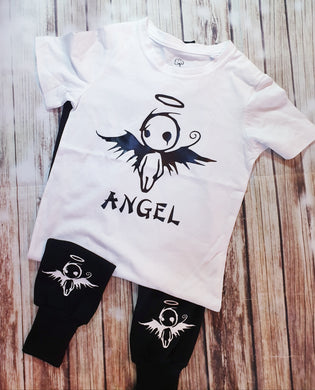 Angel Tshirt - Pitter Patter Baby Boutique