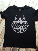 Disturbed Band Tee - Pitter Patter Productions