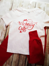Wickedly Cute Tshirt - Pitter Patter Baby Boutique