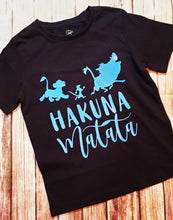 Hakuna Matata Shirt - Pitter Patter Baby Boutique