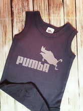 Boy's Pumba Onsie - Pitter Patter Baby Boutique