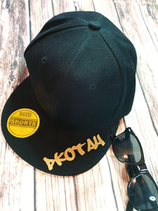 Personalized Snap Back