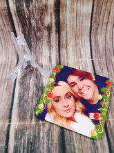 Personalized photo mdf photo plaque with stand