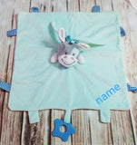 Unisex Personalized Tag Blanket