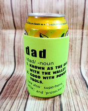 DAD Quote Stubby Holder