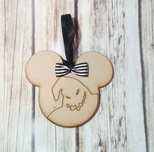 NBC Wood Cut Tree Hangers, Jack Skellington, Nightmare Before Christmas