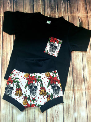 Limited Release Christmas Shorties Or Tee