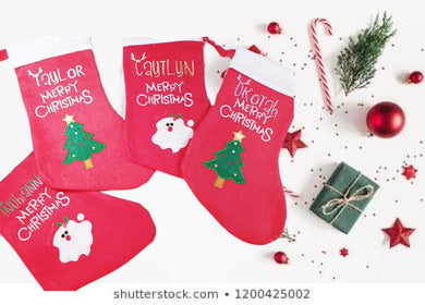 Christmas Stockings, Personalized