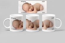 Personalized Image Wrap Mug - Pitter Patter Baby Boutique