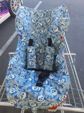 Quilted Trolley Capsule Liner, Several Designs