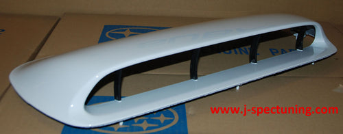 STi Hood Scoop - Aspen White (51E)