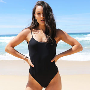 Bondi One-Piece - Black