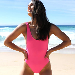 BAE Original One-Piece - Pink