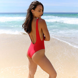 BAE Original One-Piece - Red
