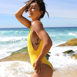 BAE Original One-Piece - Yellow