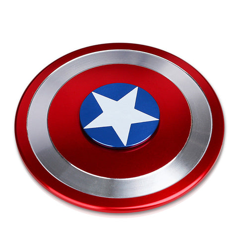 Superhero Fidget Spinner Round - The Fidget Spinner