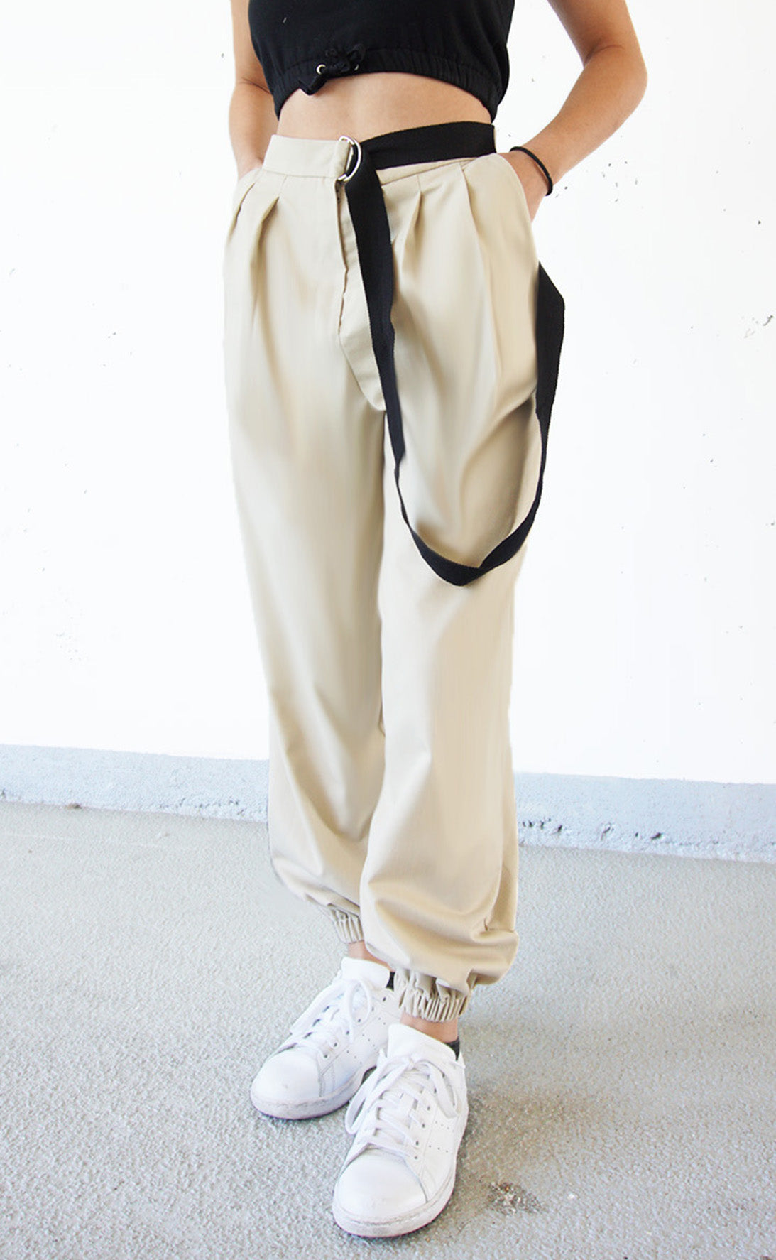 Women's - Breaker Pant : TAN