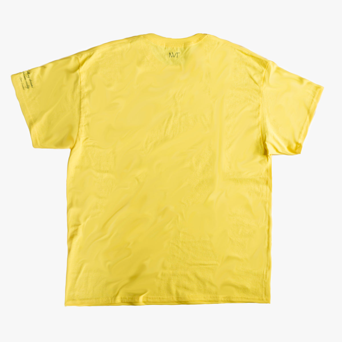 Hustle Tee - YELLOW