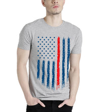 Round Neck Printed T-Shirt - Men